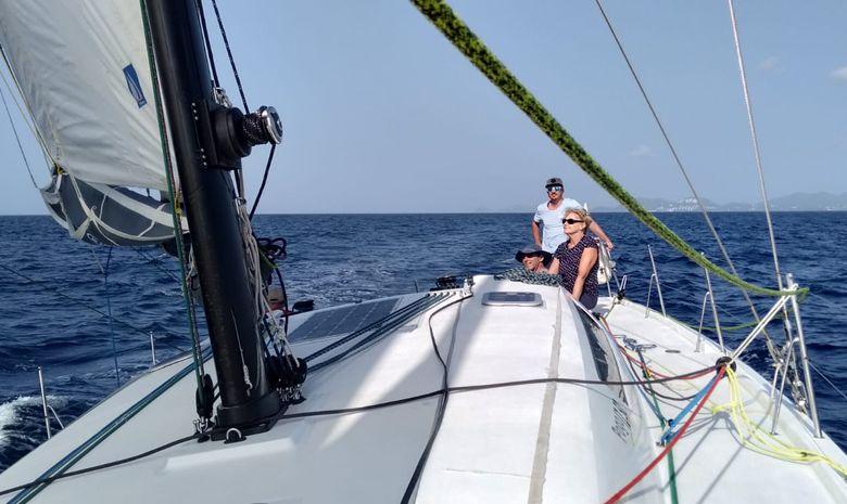 De la Côte d'Azur à Las Palmas en Pogo 1250