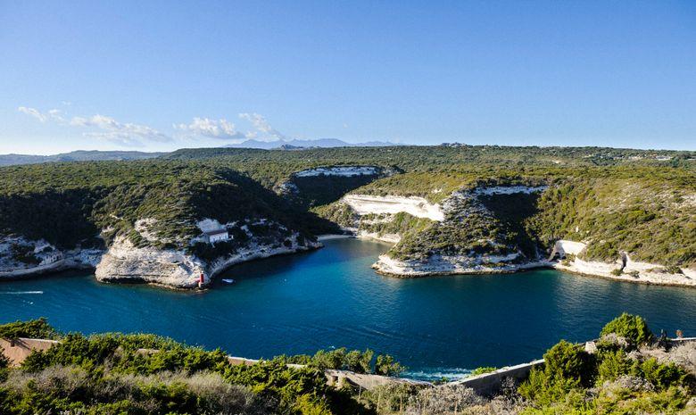 De la Sardaigne à la Côte d'Azur en Pogo 12.50
