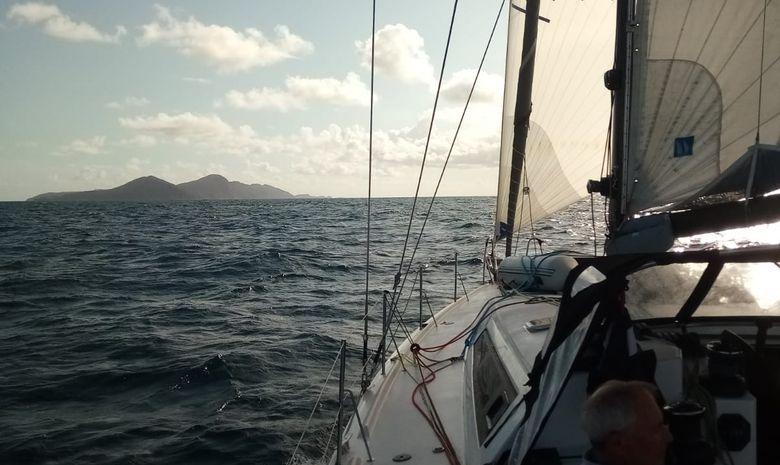Stage de voile Méditerranée sur POGO 12.50