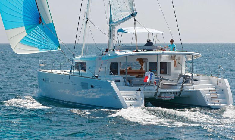 Croisière Lag 450 Martinique & Sainte Lucie