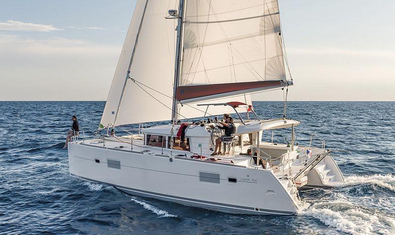 Croisière Martinique & Ste Lucie - catamaran 40'
