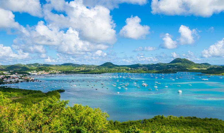 Croisière en Martinique - catamaran 40'