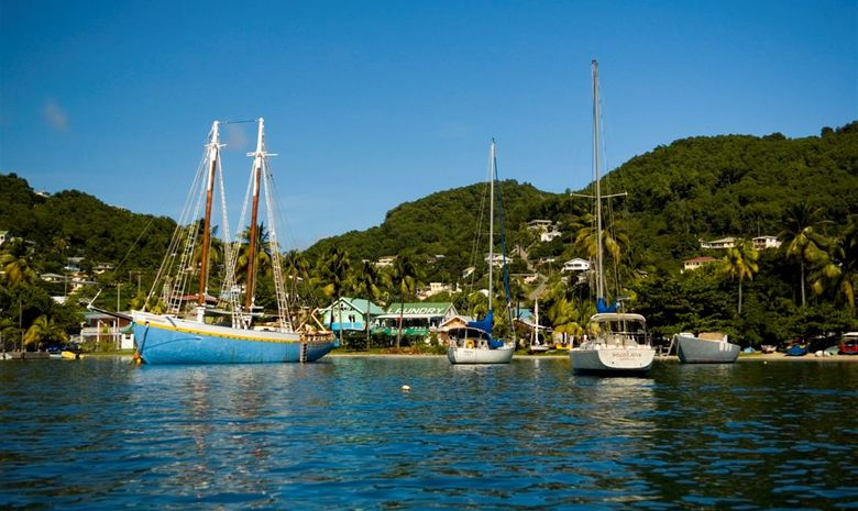 Croisière Lag 450 Grenadines