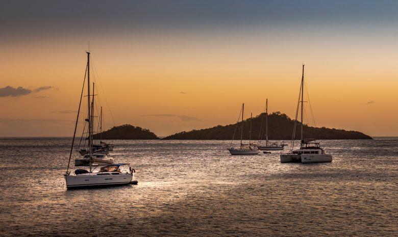 Croisière Sun Odyssey 42 Grenadines