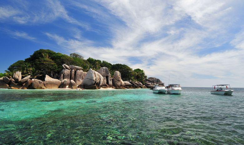 Croisière aux Seychelles - catamaran 36'
