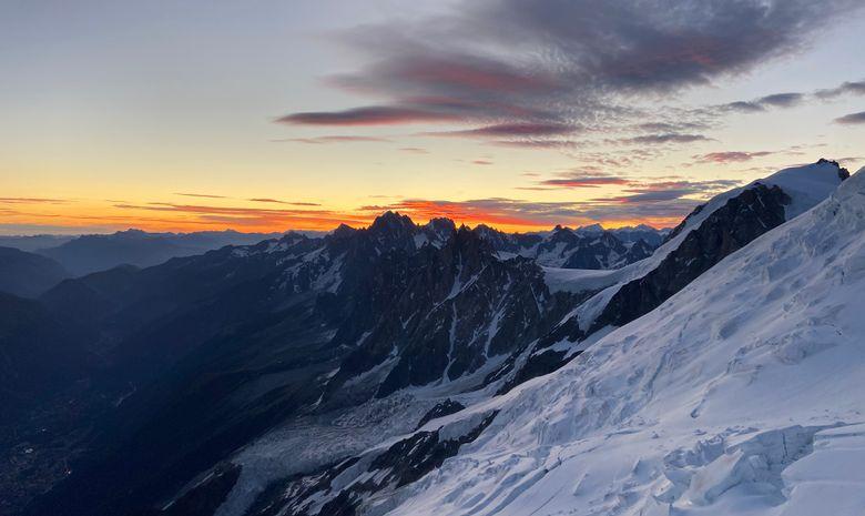 Stage 5 jours ascension du Mont Blanc