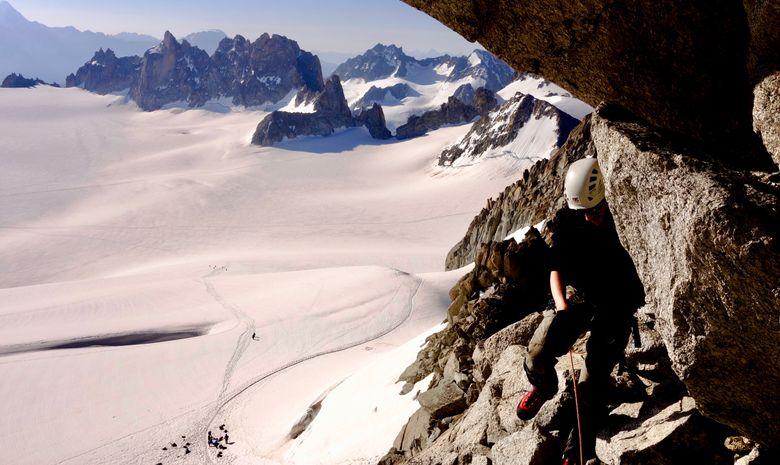Stage Mont-Blanc en 5 jours