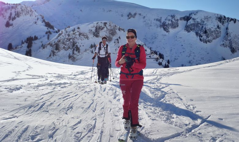 Séjour ski de randonnée tout confort en Vanoise