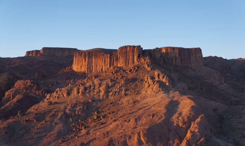 Trek dans le djbel Saghro depuis Ouarzazate