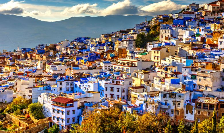 Trek dans la vallée du Rif de Chefchaouen à Tanger