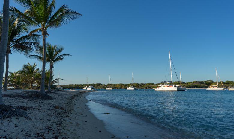 One way de Martinique en Guadeloupe sur POGO 1250