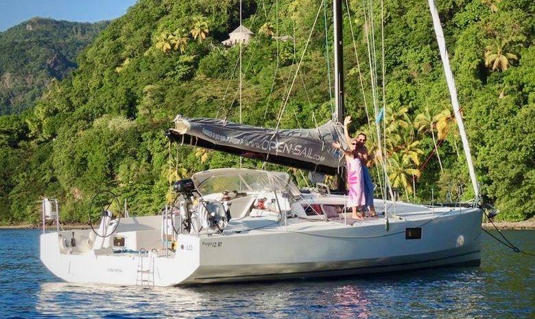 One way de Guadeloupe en Martinique sur POGO 1250