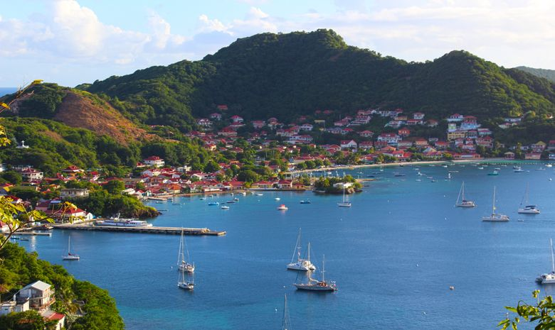 Croisière Guadeloupe à la Martinique - Pogo 12.50