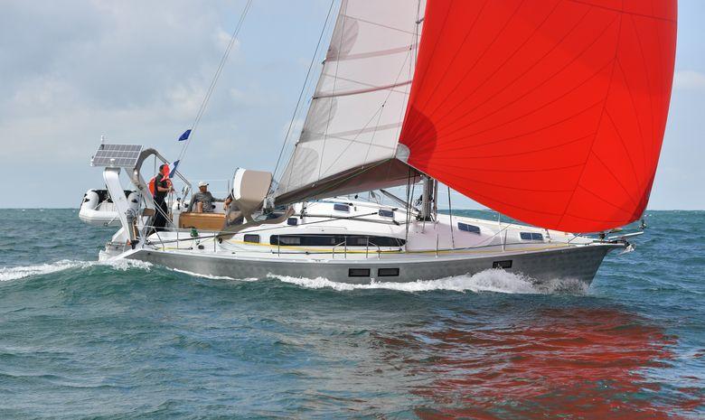 Croisière privée en Guadeloupe - voilier 40'