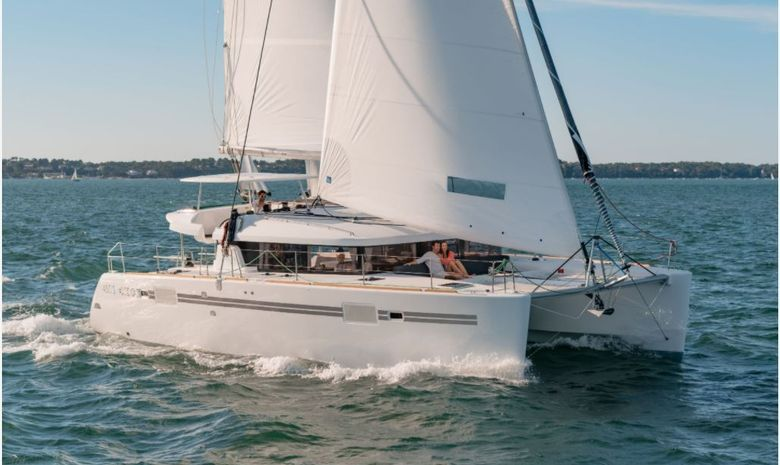 Croisière privée aux Seychelles - catamaran 45'