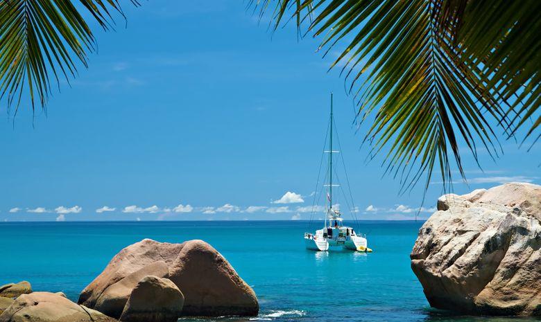 Croisière privée aux Seychelles - catamaran 42'