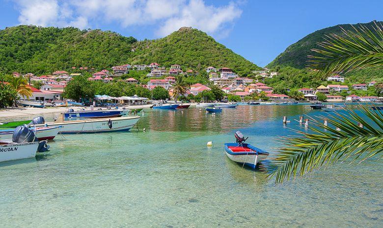 Croisière privée de la Martinique à la Guadeloupe
