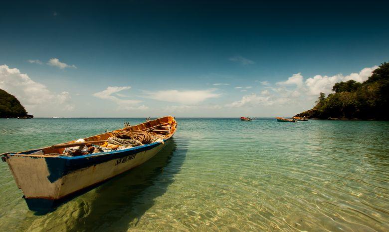 Croisière Martinique & Ste Lucie - catamaran 36'