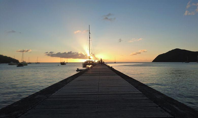 Croisière privée aux Grenadines - catamaran 36'