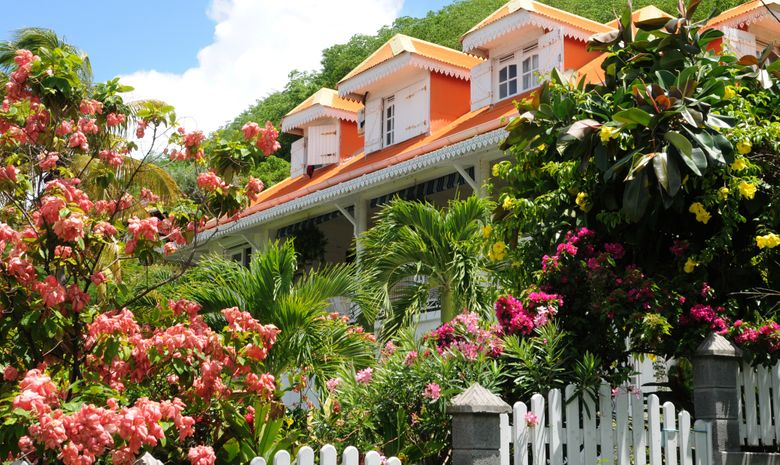 Croisière privée en Guadeloupe - catamaran 40'