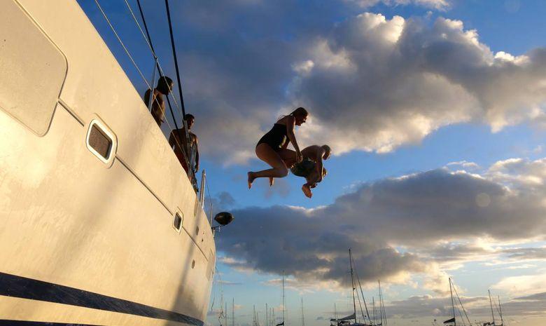 Croisière privée aux Grenadines - catamaran 50'