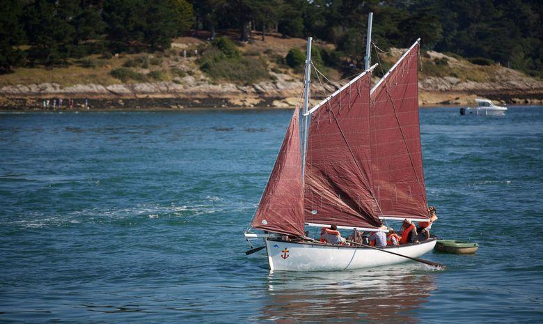 Croisière Bretagne Sud - Oceanis 40