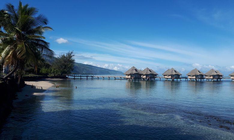 Croisière privée vers Bora-Bora en catamaran 46'