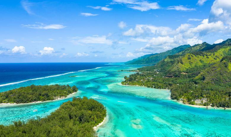 Croisière privée Tahiti - Bora - catamaran 46'