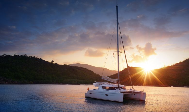 Croisière privée dans les Tuamotu - catamaran 41'