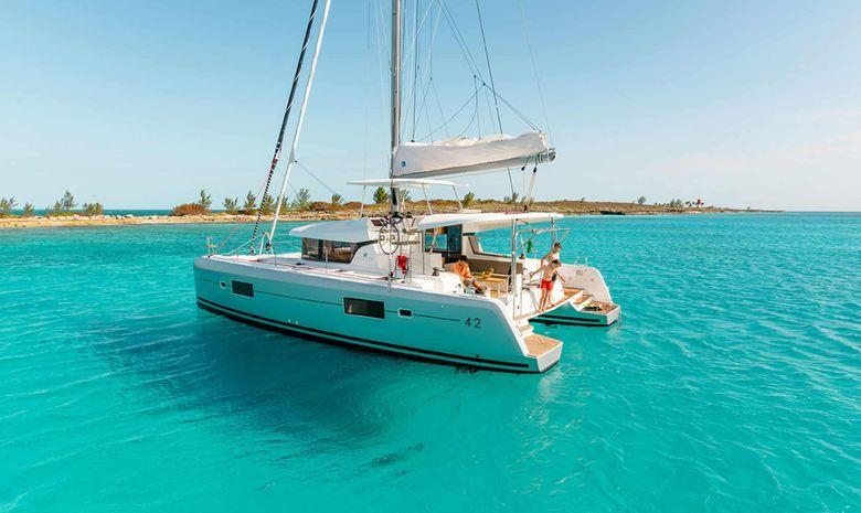 Croisière privée Îles Ioniennes - catamaran 42'