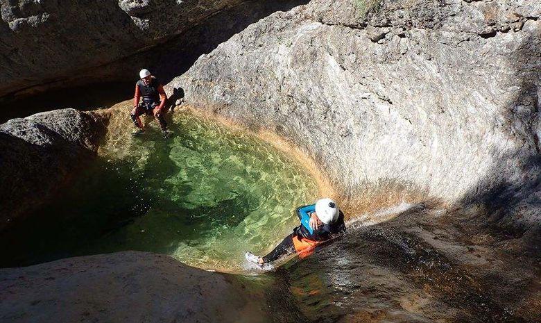 Séjour randonnée canyoning à Breil-sur-Roya