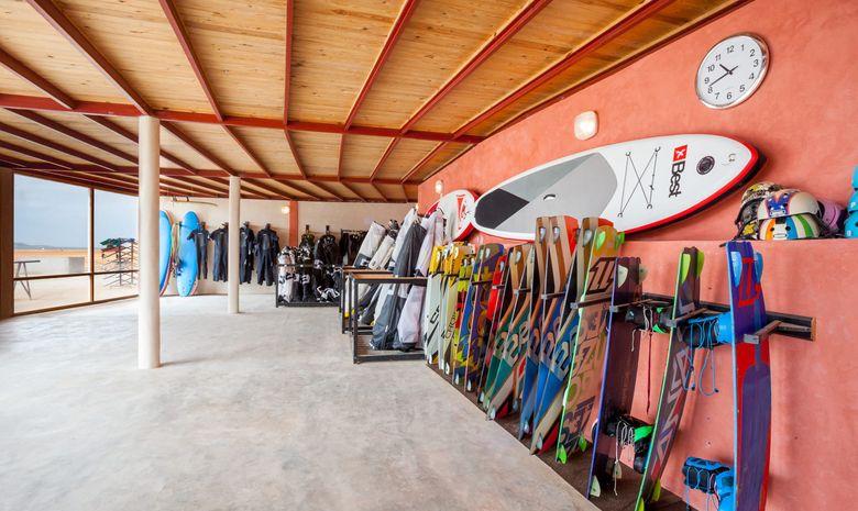 Stage de Kite avancé en bungalow luxe à Dakhla