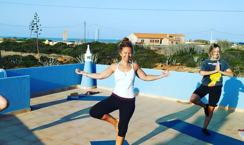 Séjour Surf & Yoga dans le Sud du Portugal