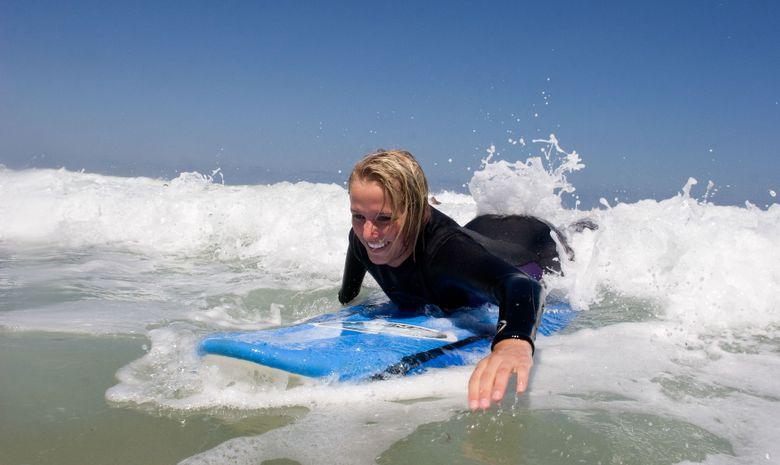 Surfcamp en jolie maison proche de Peniche