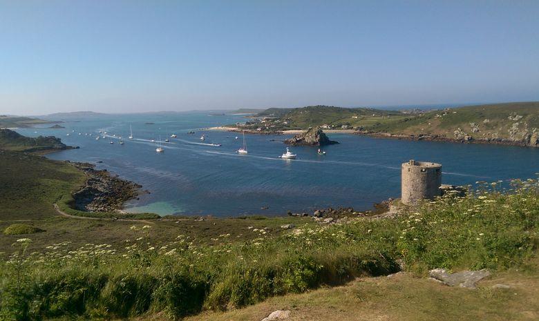 Croisière archipel Scilly du 15 au 26 août-2