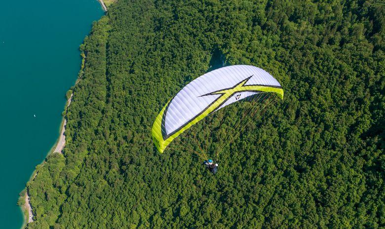 Journée découverte au-dessus du Lac d'Annecy-7